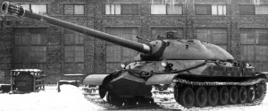 IS-7 Tank Early Image 1