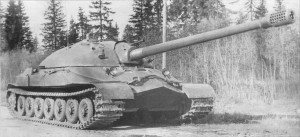 IS-7 Tank Early Image 2