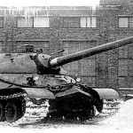 IS-7 Tank Early
