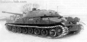 IS-7 Tank Early Image 4