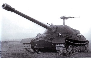 IS-7 Tank Late Image 4