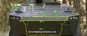 Patria AMV Armored Modular Vehicle Protection 2