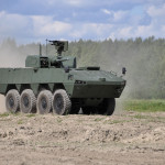 Patria AMV Nordic Infantry Fighting Vehicle