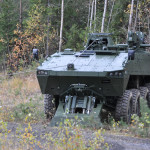 Patria AMV Recovery Vehicle