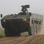 Patria AMV with IBD AMAP ADS