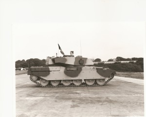 Chieftain 2000 Side View