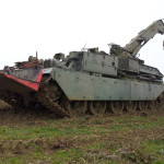Chieftain FV4204 Armored Recovery Vehicle