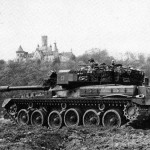 Chieftain Tank Mark 3