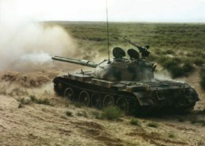 Type 59 Tank 120mm Smoothbore 1
