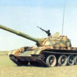 Type 59 Tank 120mm Smoothbore