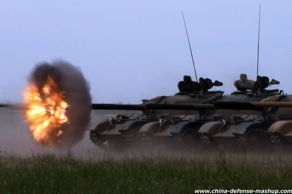 Type 59 Tank Images