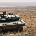 Leopard 2A4 Tank Upgraded to Leopard 2NG