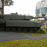 Leopard 2A4 Tank Upgraded to Leopard 2SG