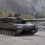 Leopard 2A4 Tank of Norway