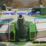 Type 96A Tank Armor Upgrade #1