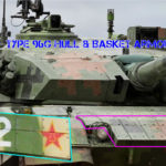 Type 96A Tank Armor Upgrade #2