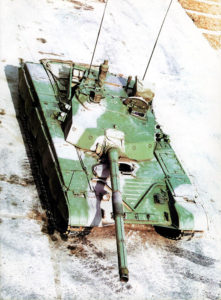 Type 98 Tank Active Protection