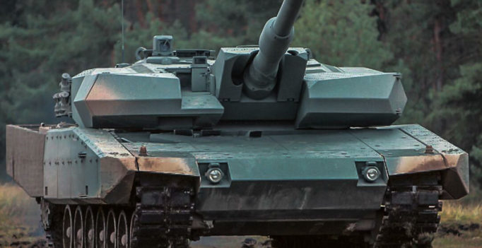 Leopard 2 Evolution