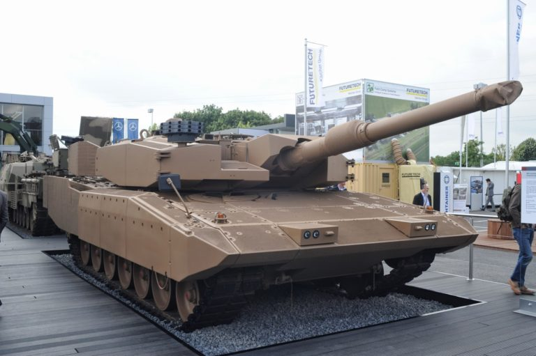 MBT Evolution 2014 Eurosatory