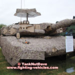 Leopard 2 Advanced Technology Demonstrator