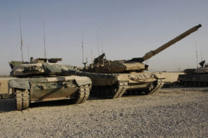 Canadian Leopard 2A6M CAN Tank