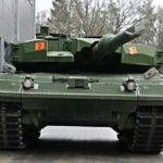 Leopard 2RI - Variant of the Leopard 2 MBT Revolution