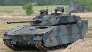 CV9035NL Up-Armored Netherlands