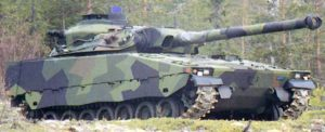 Combat Vehicle 90 – CV90105 TML Turret