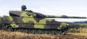 Combat Vehicle 90 – CV90120 Medium Tank