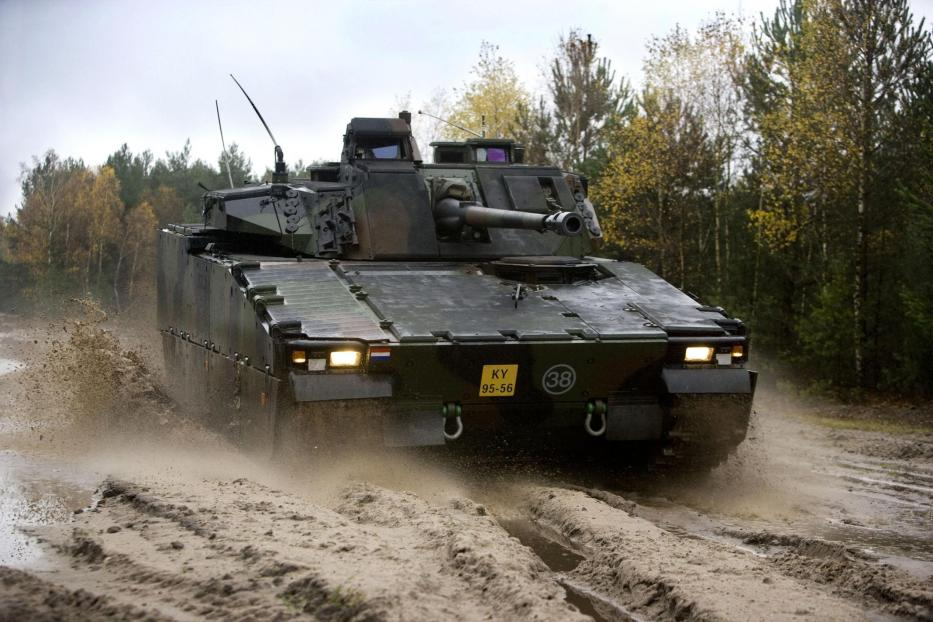 Combat Vehicle 90