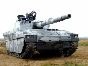 CV90120 Medium Tank with AMAP-ADS Active Protection (4)