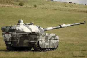 CV90120 Medium Tank with AMAP-ADS Active Protection (5)