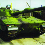 CV90120-T Production Model