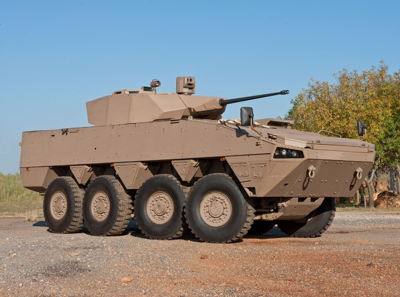Badger Infantry Combat Vehicle