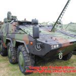 Artec Boxer Multi-Role Armoured Vehicle
