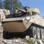 LAV 6.0 with the PROTECTOR MCT-30 Turret (2)