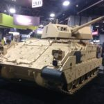 M2 Bradley with the PROTECTOR MCT-30 Turret