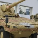 Artec Boxer Self Propelled Gun - Artillery Gun Module by KMW