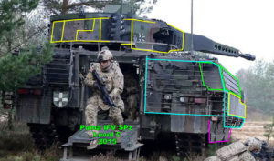 Puma IFV SPz Level C Modular Armor Explained
