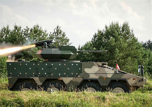 Rheinmetall Boxer IFV Model – VILKAS Infantry Fighting Vehicle