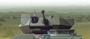 VILKAS Infantry Fighting Vehicle Samson Mk2 RWS