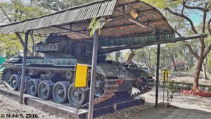 Centurion Tank Mk 7 Indian Army Service
