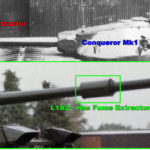Conqueror Tank Mk1 and Mk2 Differences Image 4