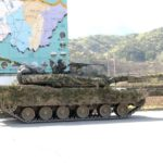 South Korean K1 Tank