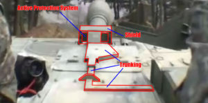 K1A2 Tank Active Protection System – Image 2