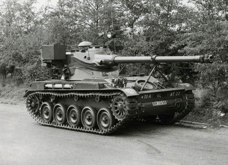 french amx 13 tank