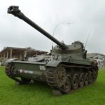 French AMX-13-75 Light Tank