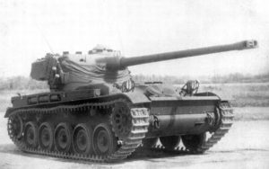AMX-13-75 Light Tank