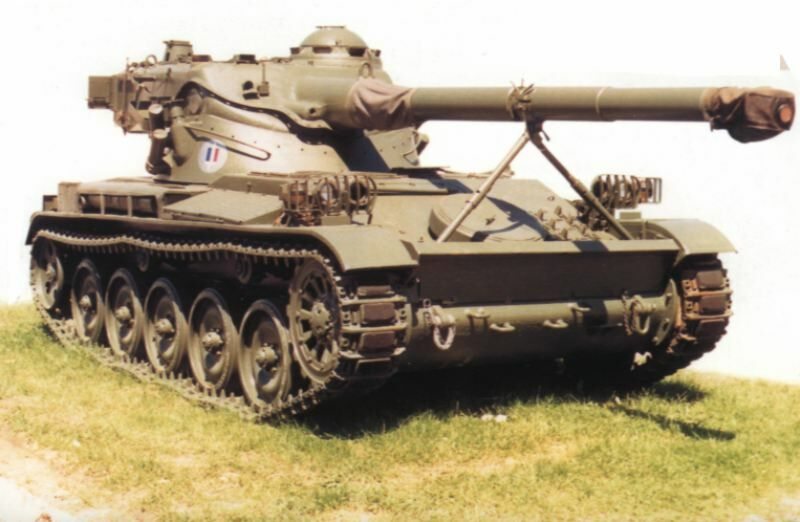 AMX-13-90 Light Tank