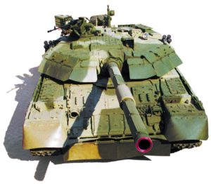 T-80UD Diesel version of the T-80U TankTank